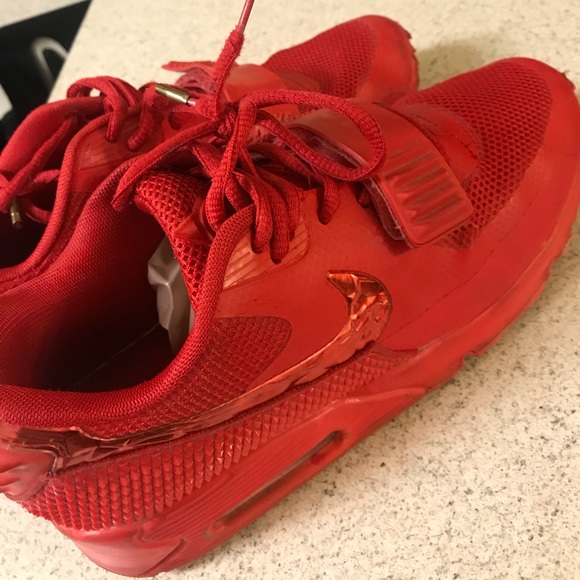 online retailer 6e203 58d34 NIKE AIR MAX 90 yeezy RED. M_5a532d146bf5a6fc2f00027a